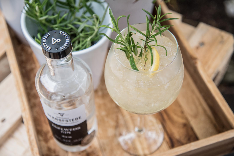 Edelweiss Gin Fizz