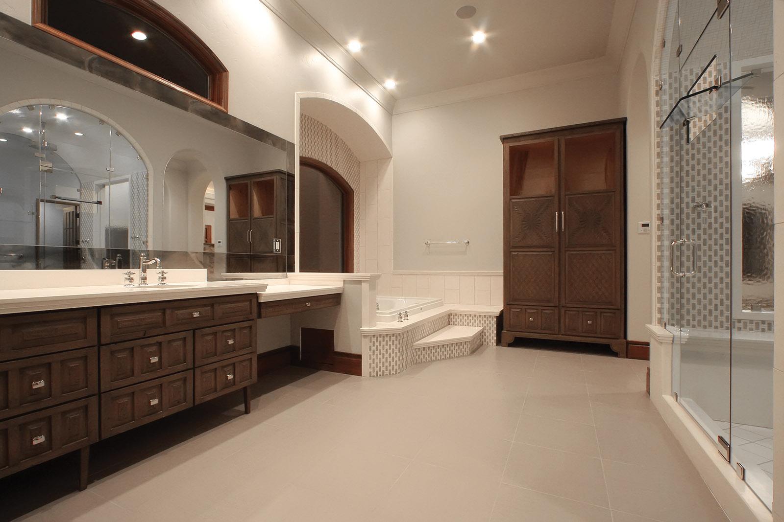 Vegas Master Bathroom