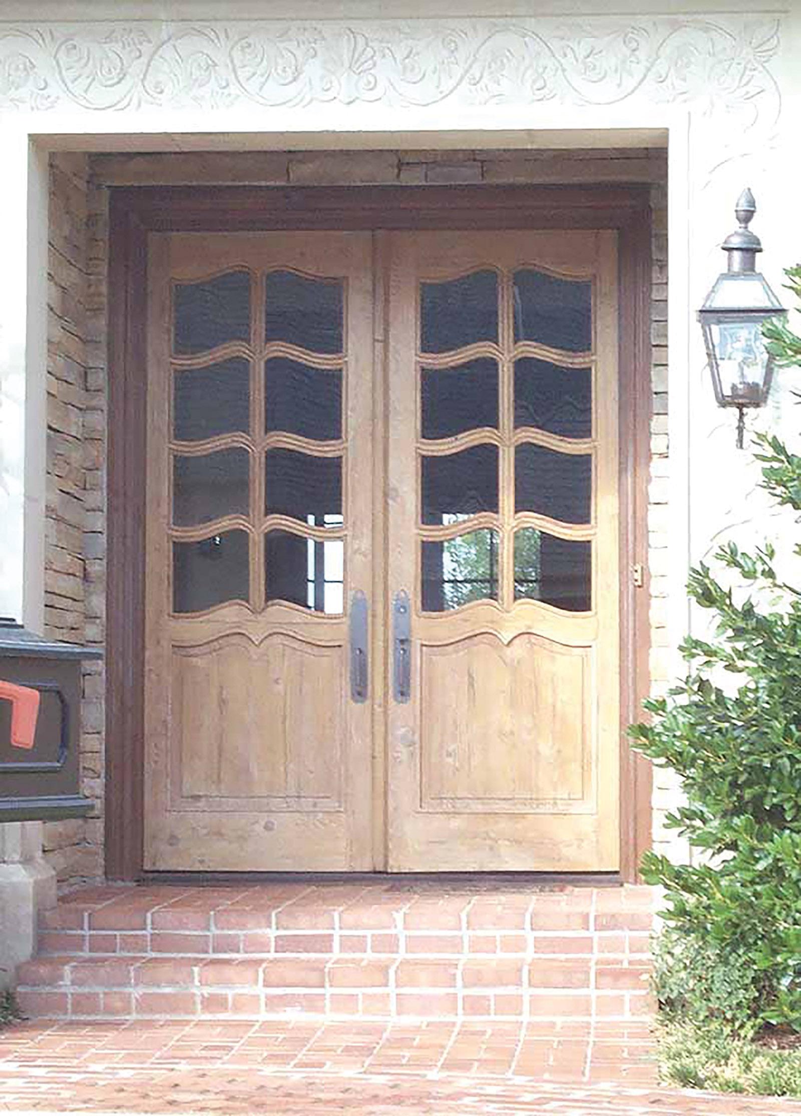 Old World Door - 402