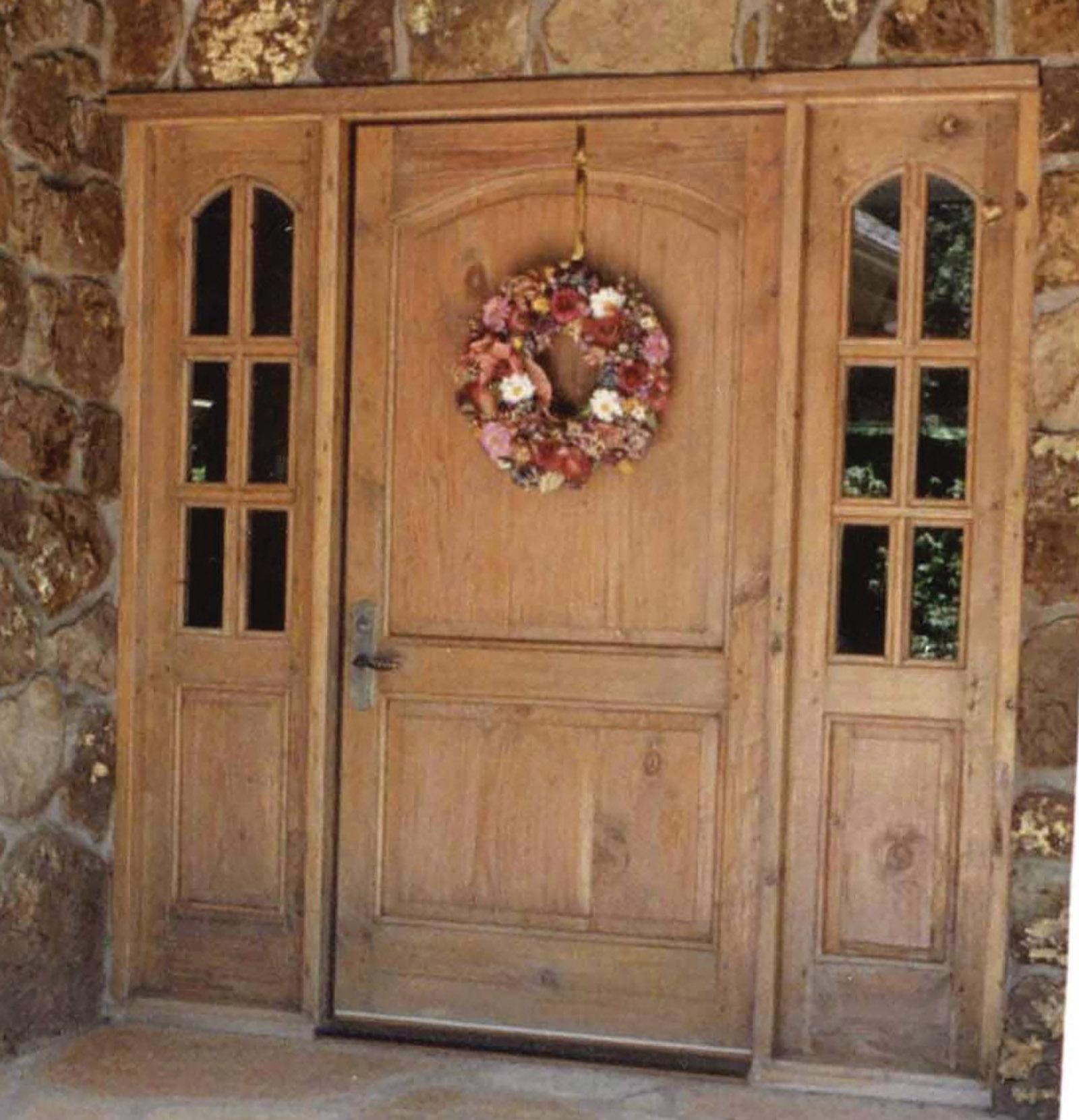 Old World Door - 403
