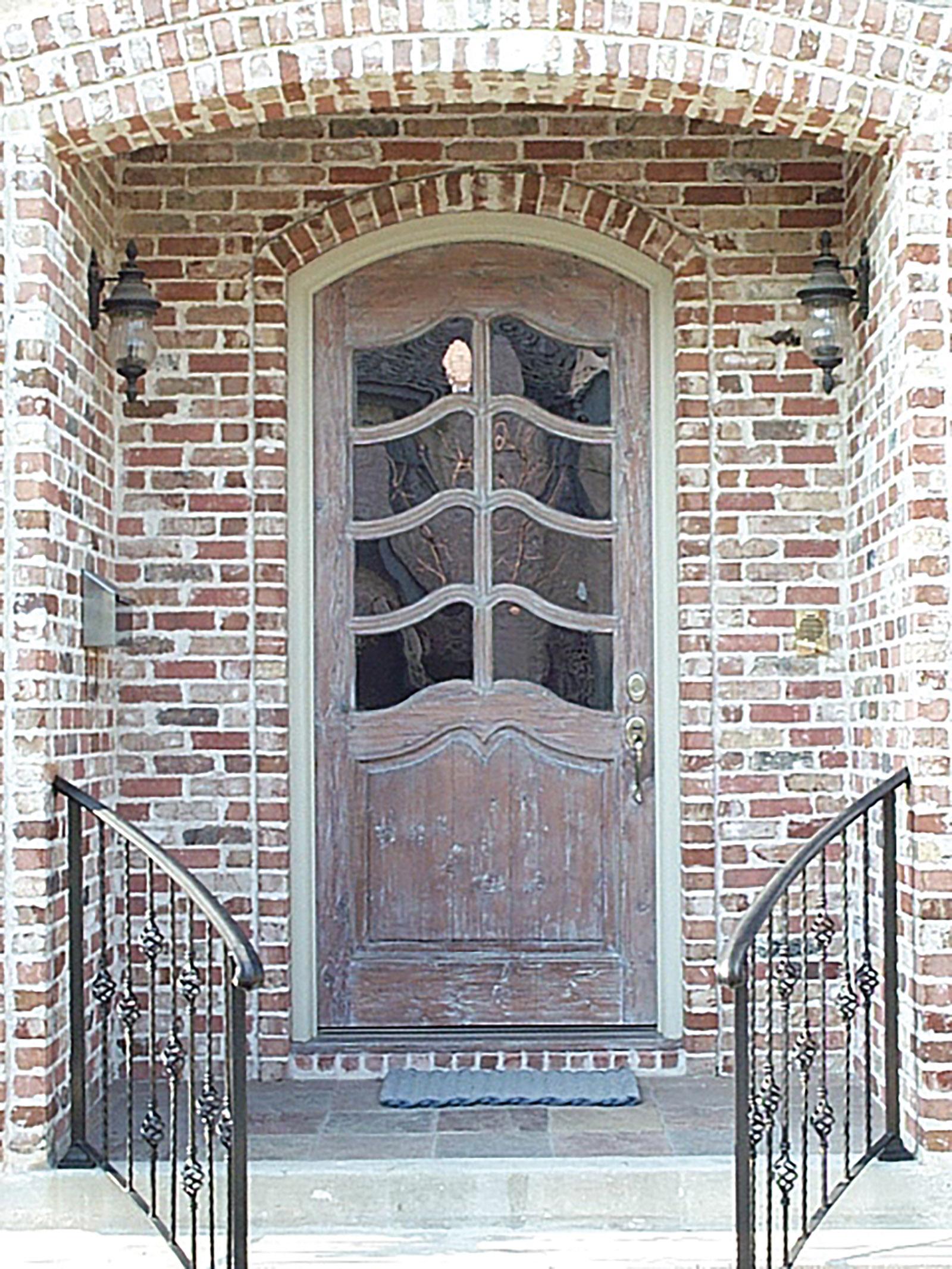 Old World Door - 404