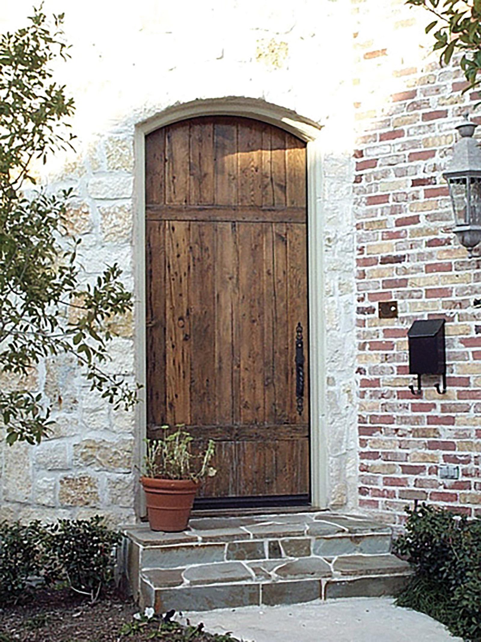 Old World Door - 405