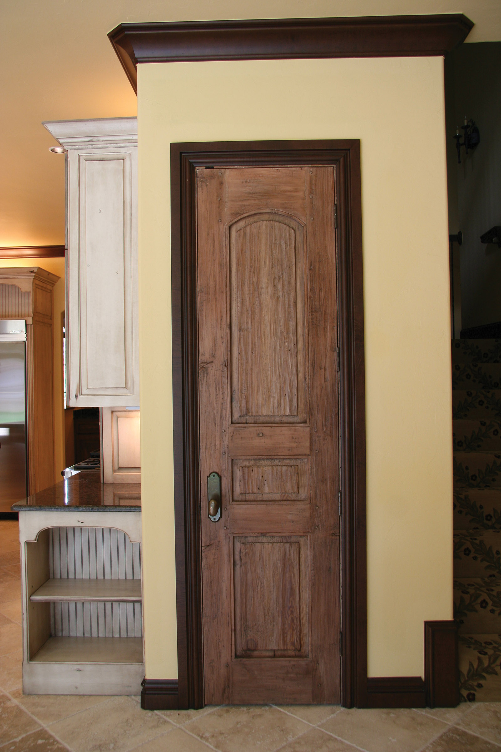 Old World Door - 406