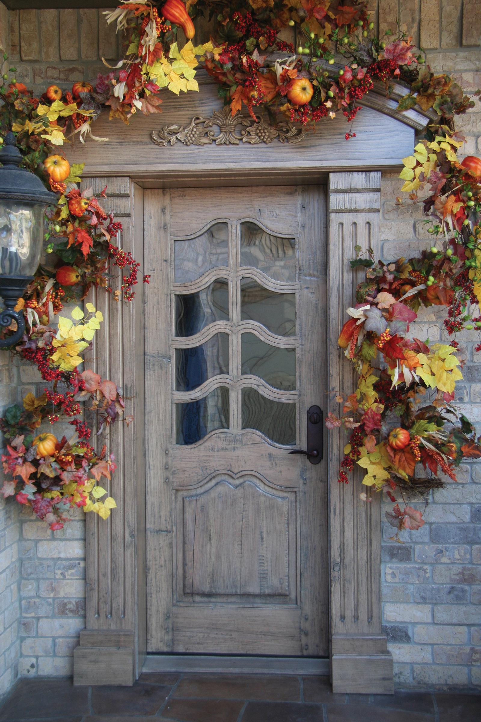 Old World Door - 407