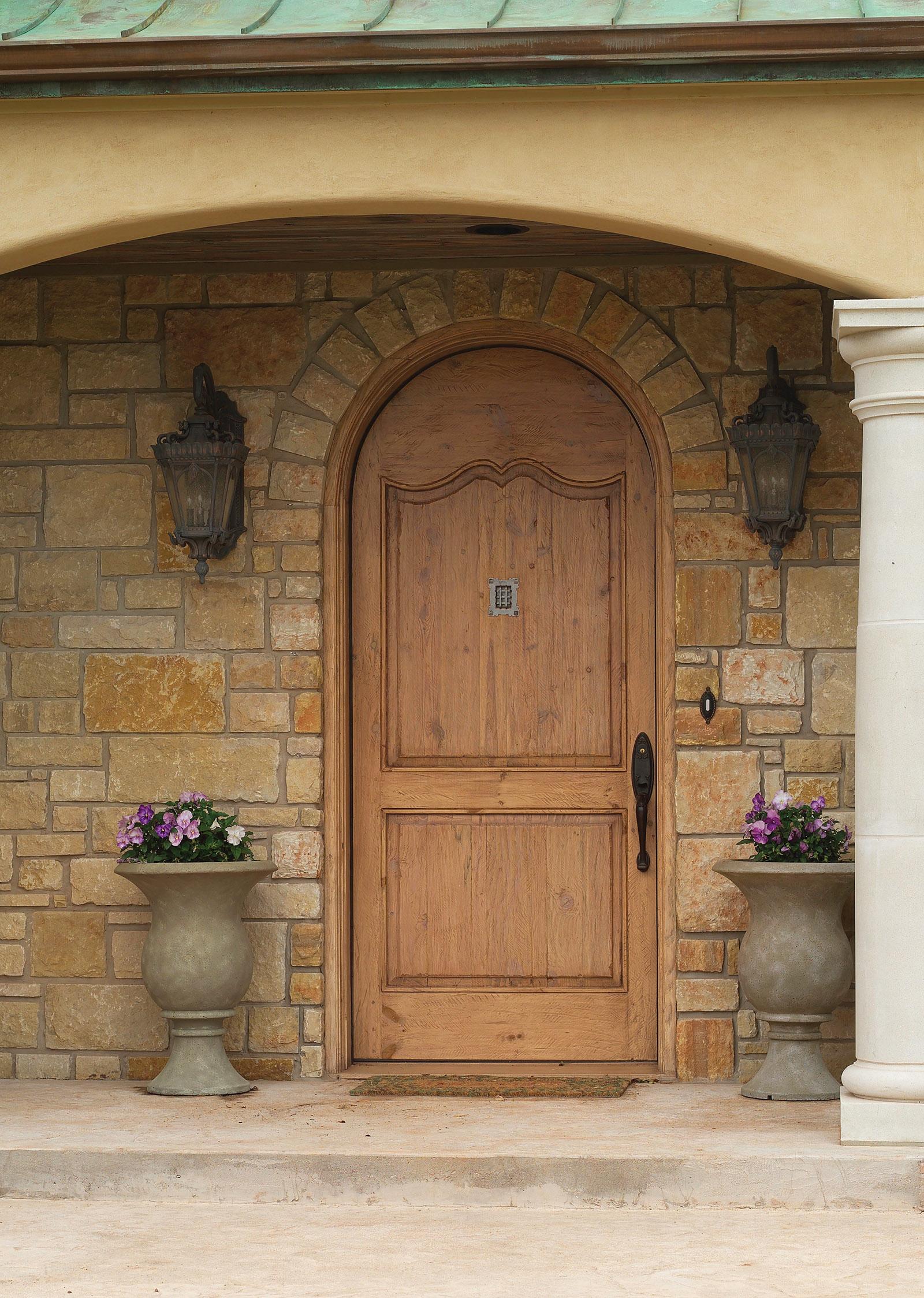 Old World Door - 410