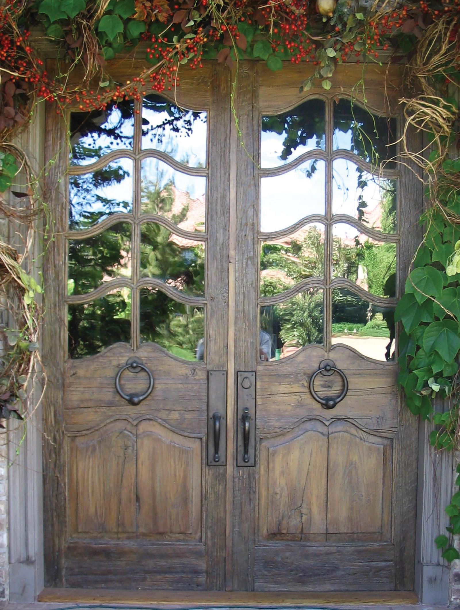Old World Door - 411