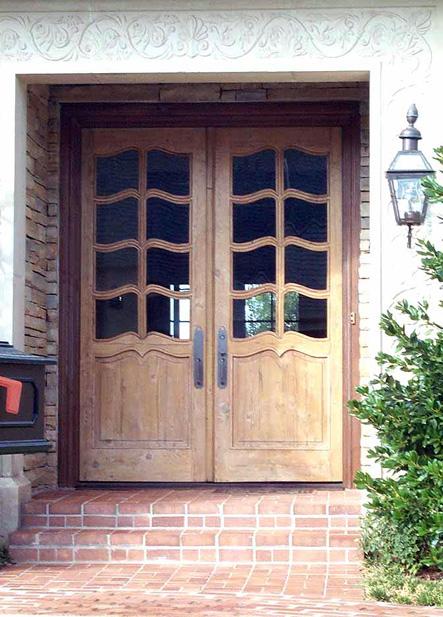 Old World Door - 416