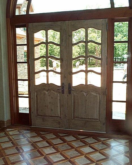 Old World Door - 415