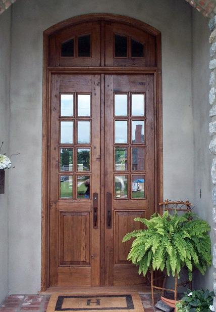 Old World Door - 417