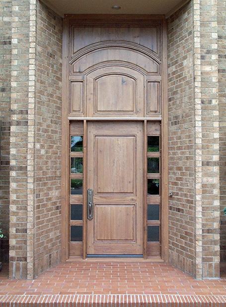 Old World Door - 418