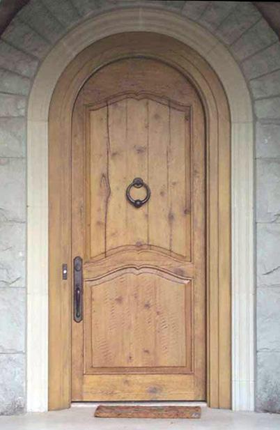 Old World Door - 419
