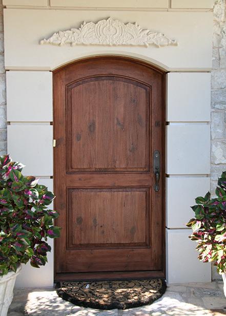 Old World Door - 420