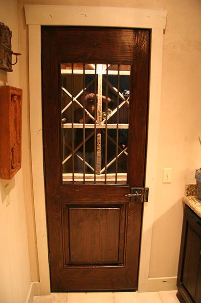 Old World Door - 422