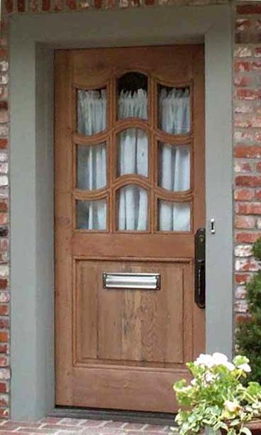 Old World Door - 423