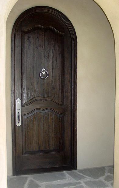 Old World Door - 426