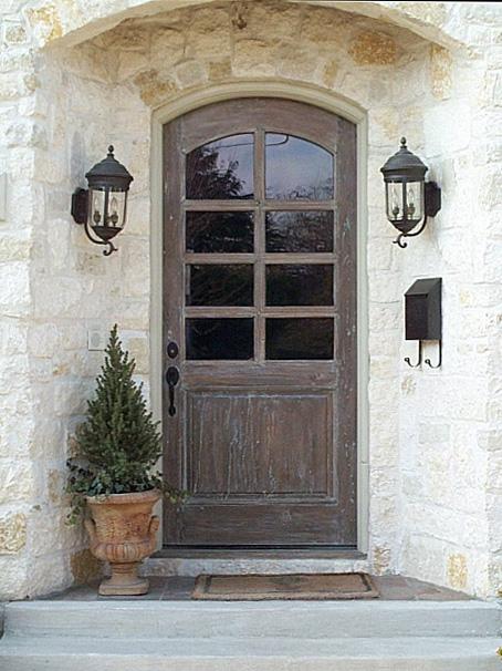 Old World Door - 427