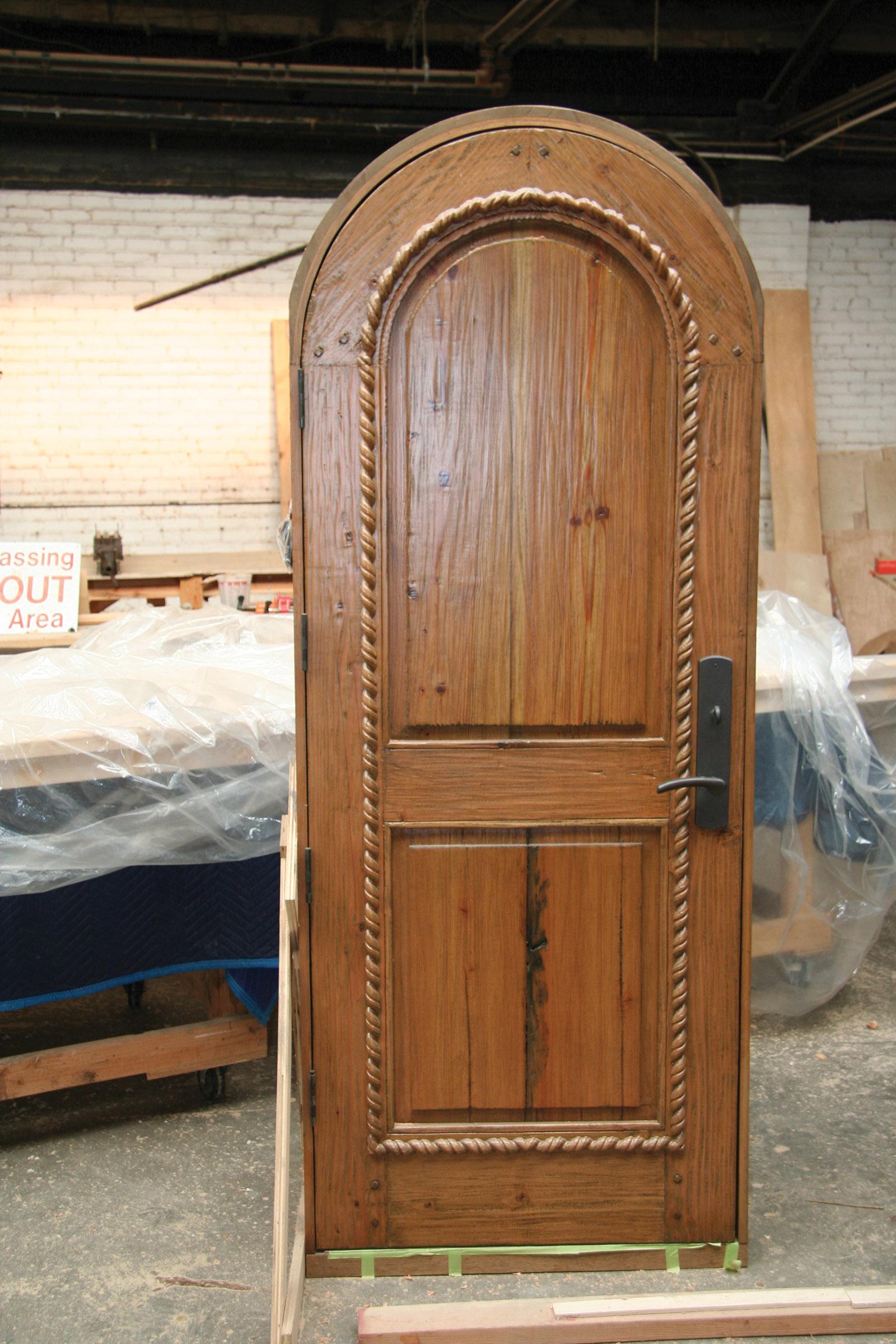 Traditional Door - 304
