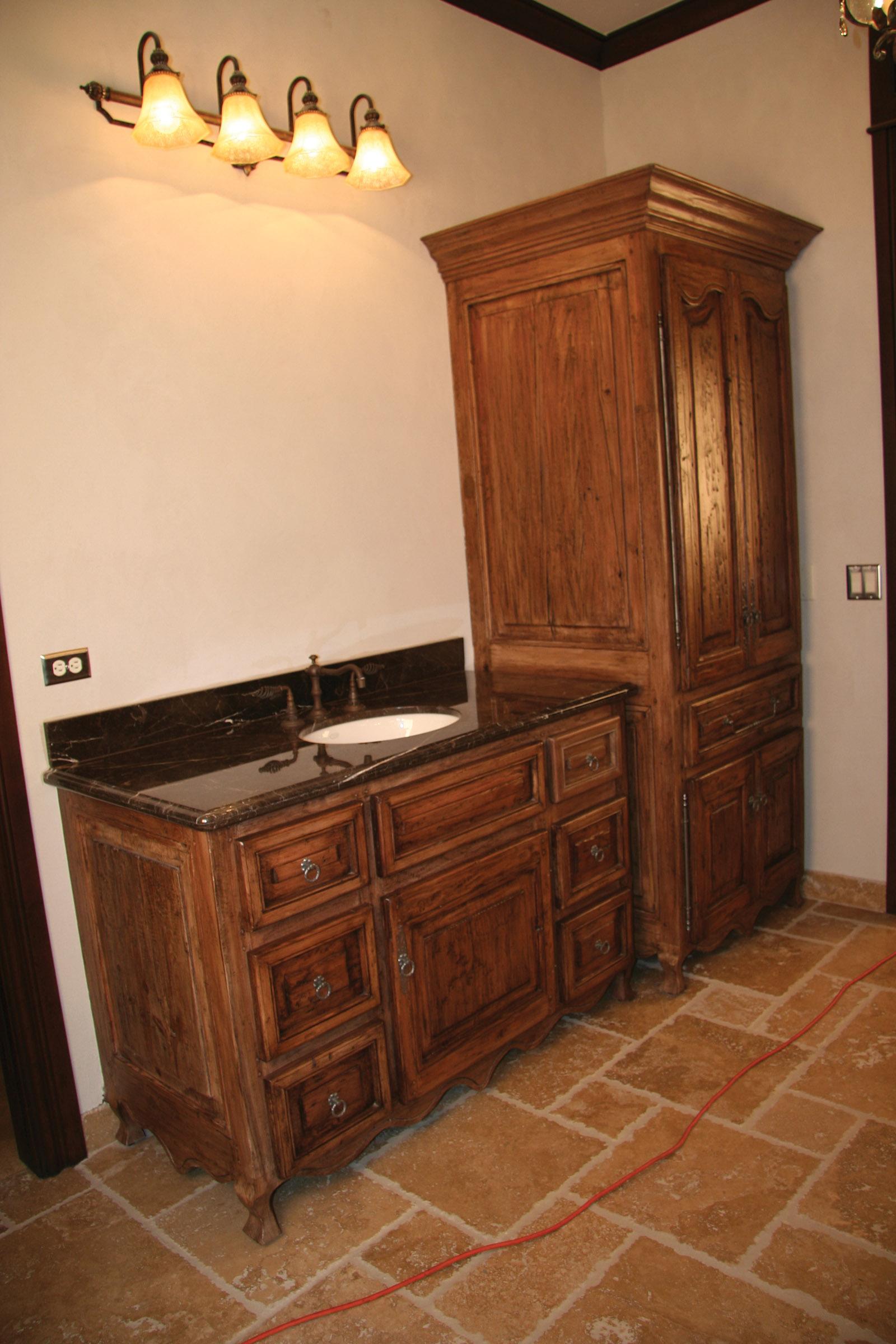Bathroom - 401
