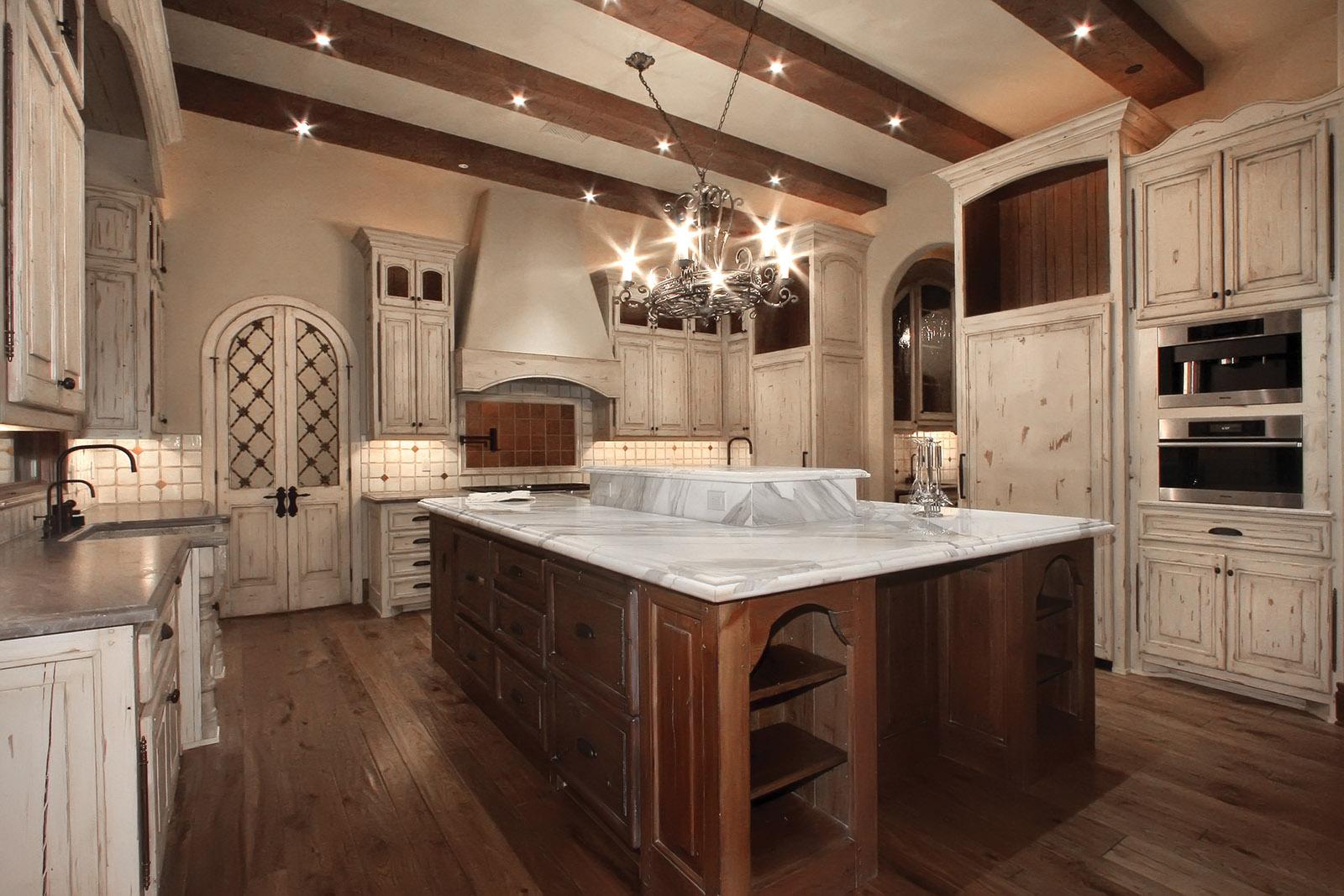 White Old World Kitchen.jpg