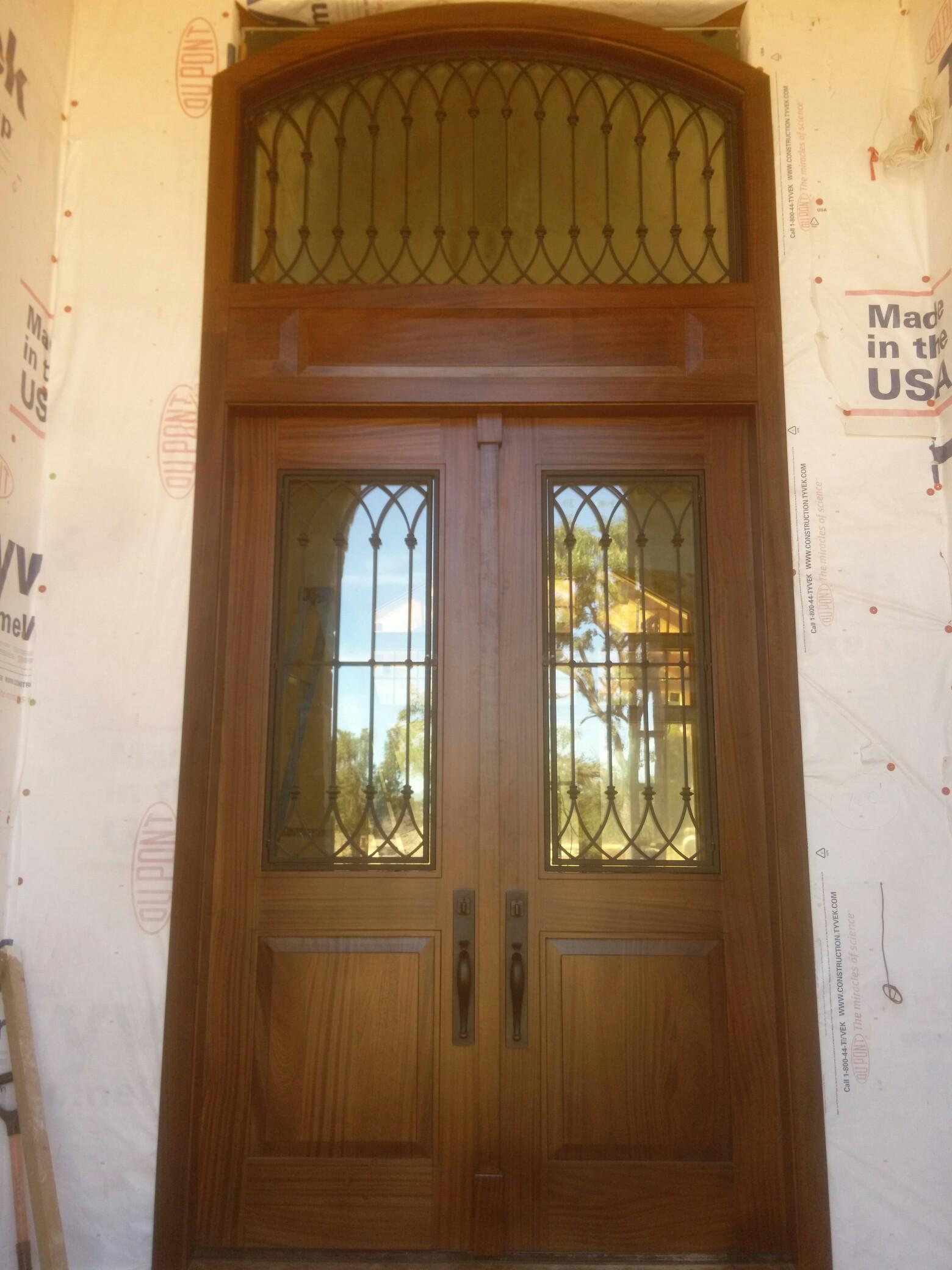 Traditional Door - 307