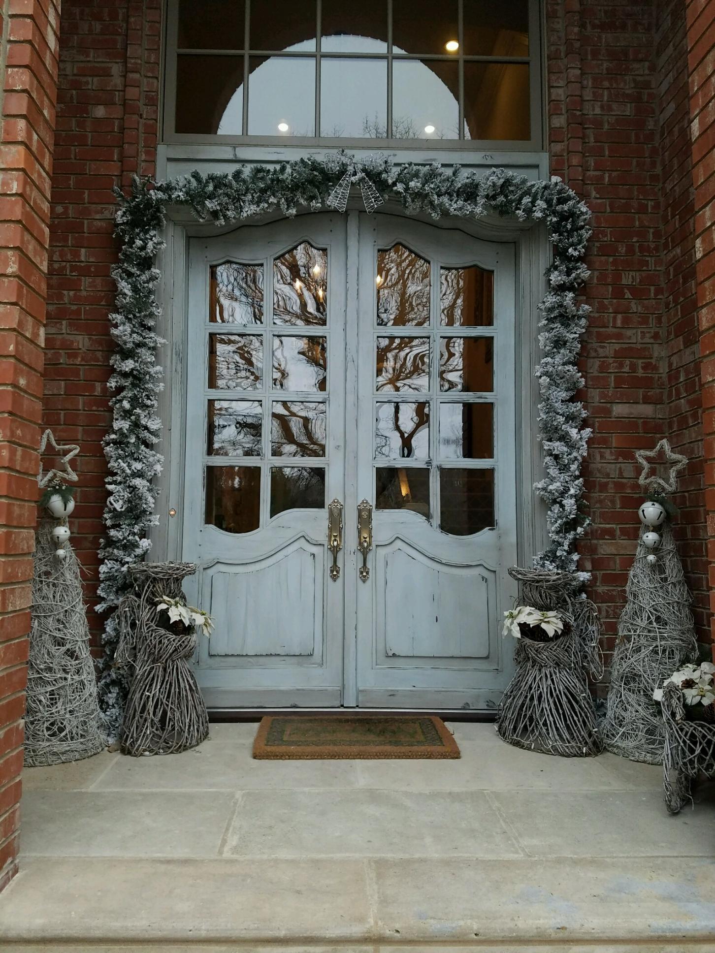 Old World Door - 428-1