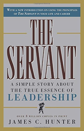 THE SERVANT - By: James Hunter
