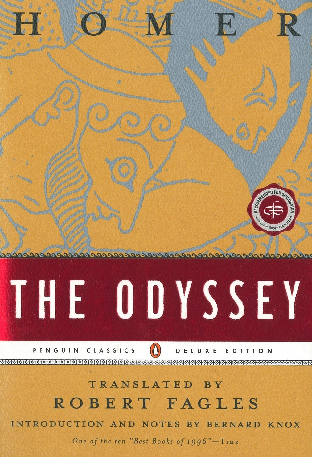 THE ODYSSEY - By: Homer