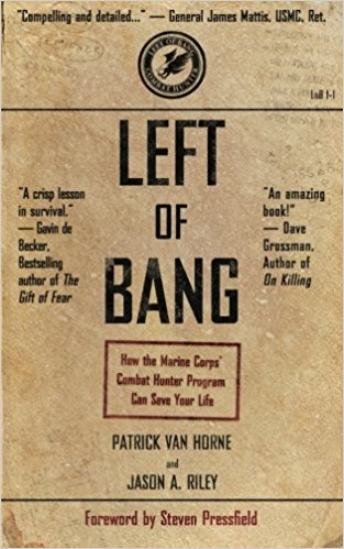 LEFT OF BANG - By: Patrick Van Horne & Jason Riley