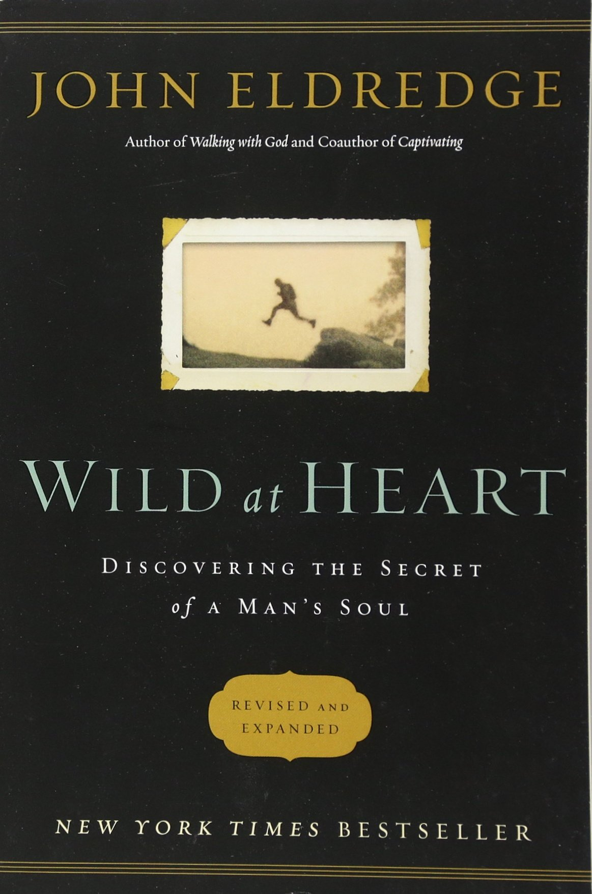 WILD AT HEART - By: John Eldredge
