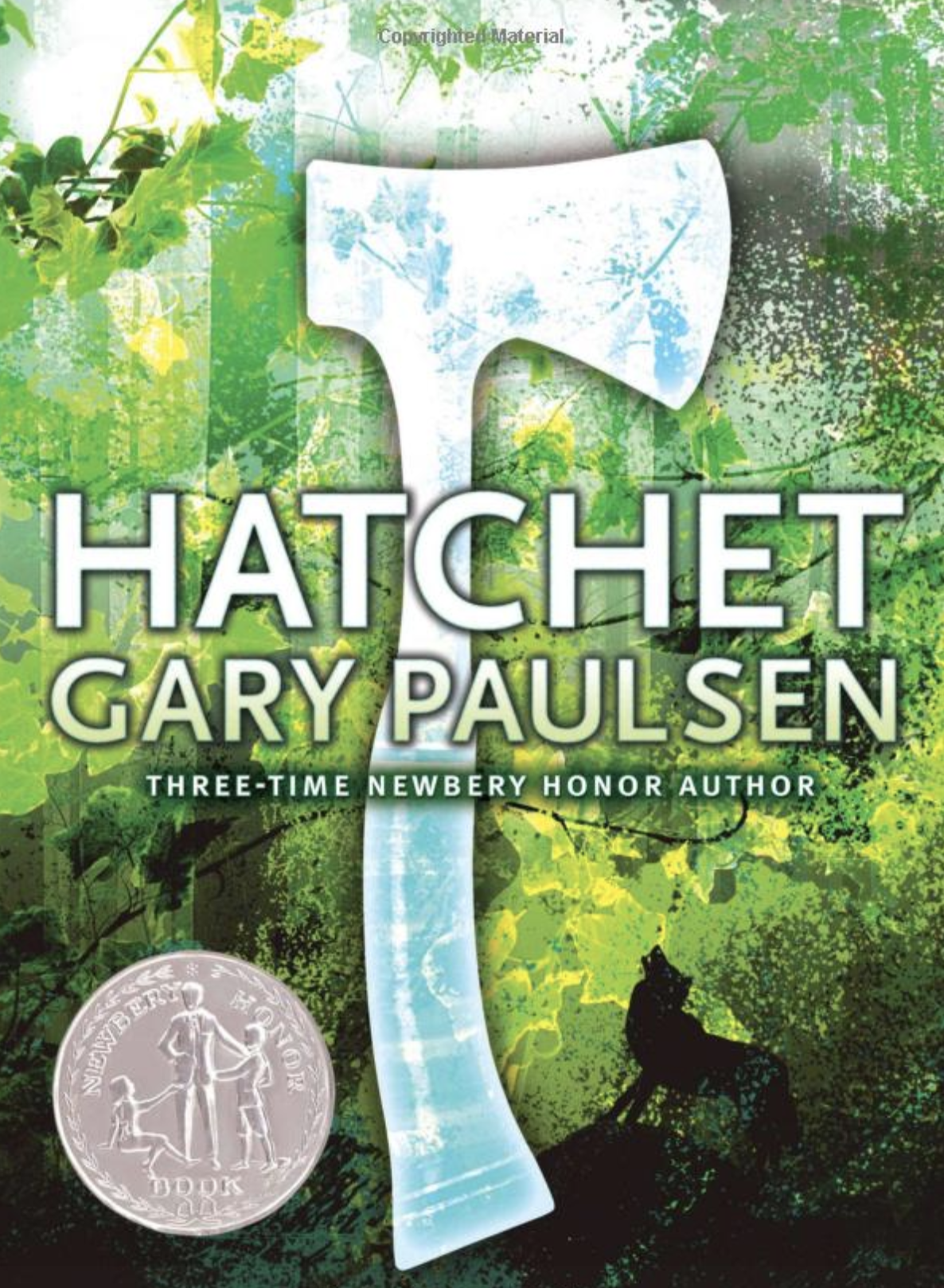 HATCHET - By: Gary Paulsen