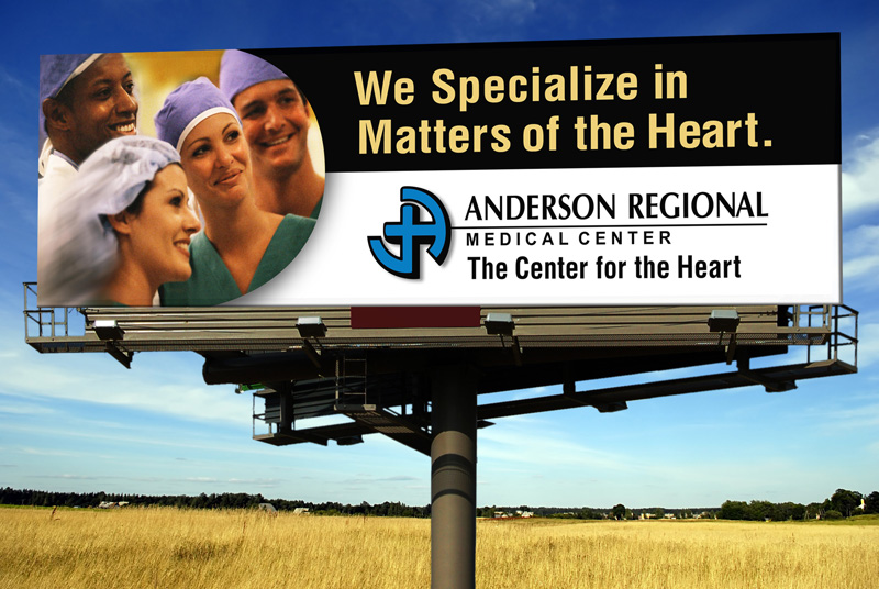 Anderson Regional Medical Center III - Imaginary Company