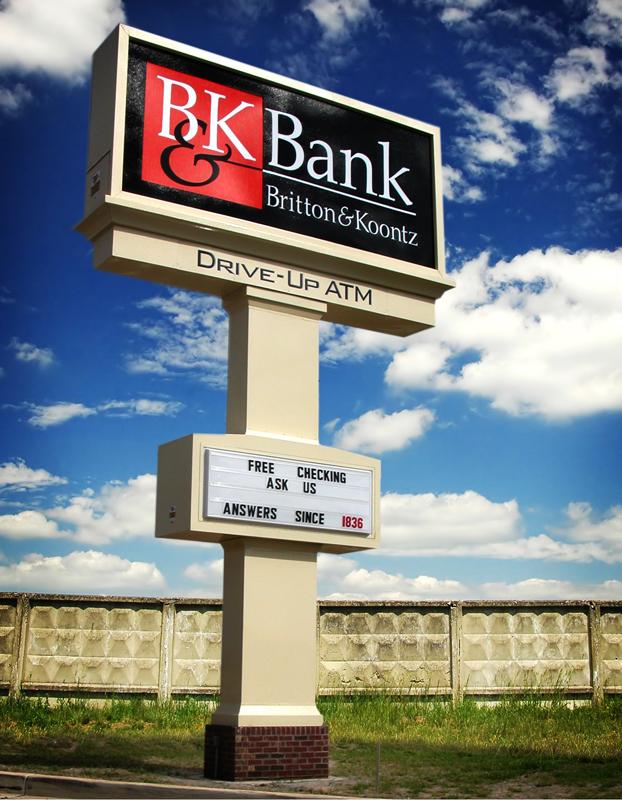 BK Bank - Imaginary Company