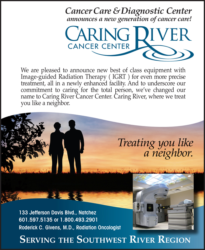 Caring River Cancer Center - Imaginary Company