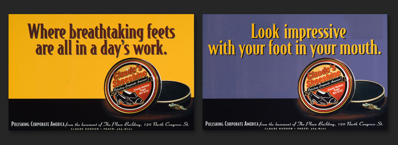 Claude's Shoeshine III - Imaginary Company