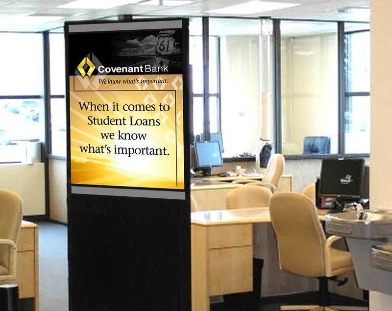 Covenant Bank - Imaginary Company