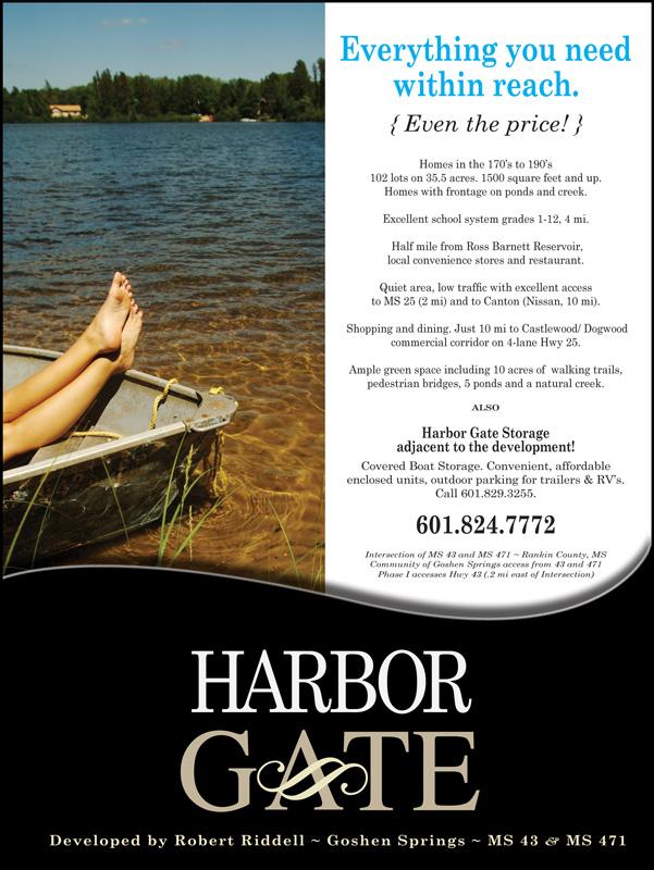 Harbor Gate II  - Imaginary Company