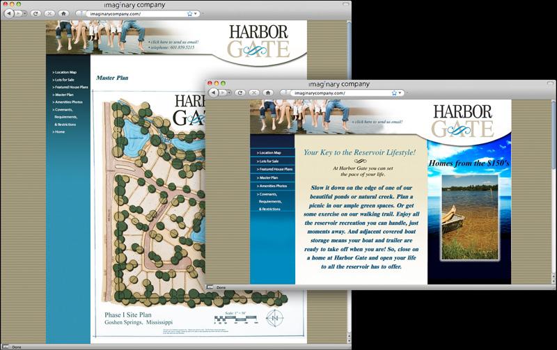 Harbor Gate III - Imaginary Company
