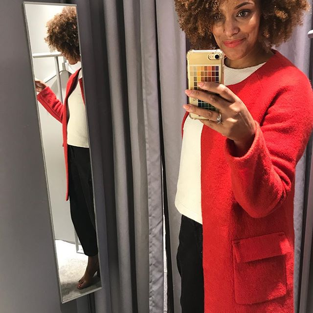 Love how colour makes you feel on any given day. Today is a red day - feeling confident and need a colour to match..#colourconsultant #stylist #colour #shoppingday #inspiration