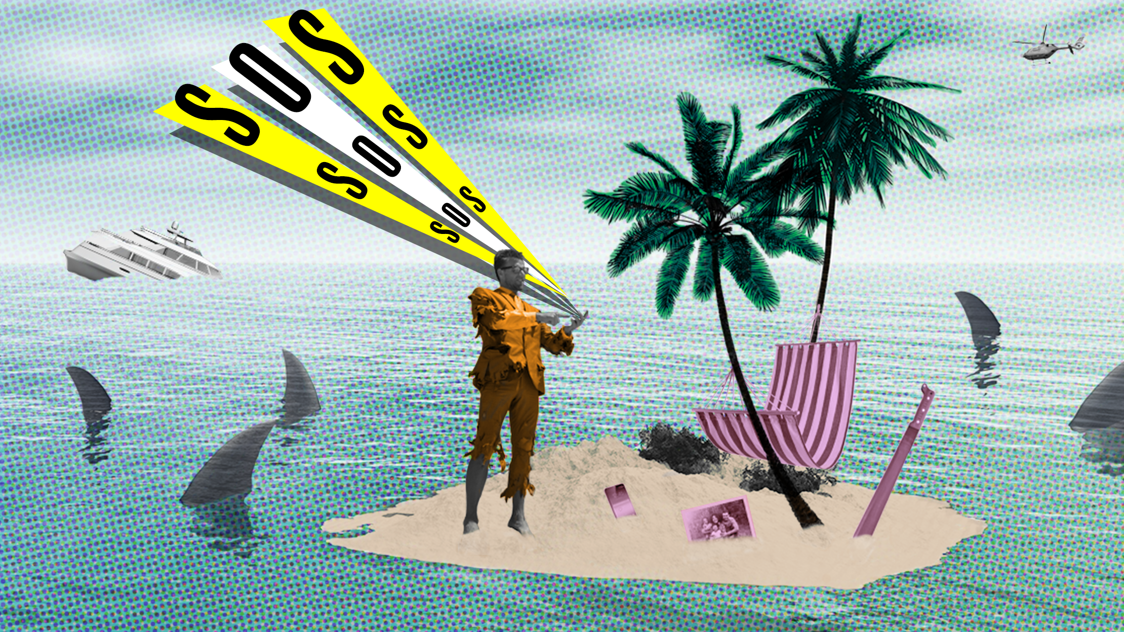 5 Surprising Items that Would Help You on a Desert Island, According to a Survival Expert     Mental Floss