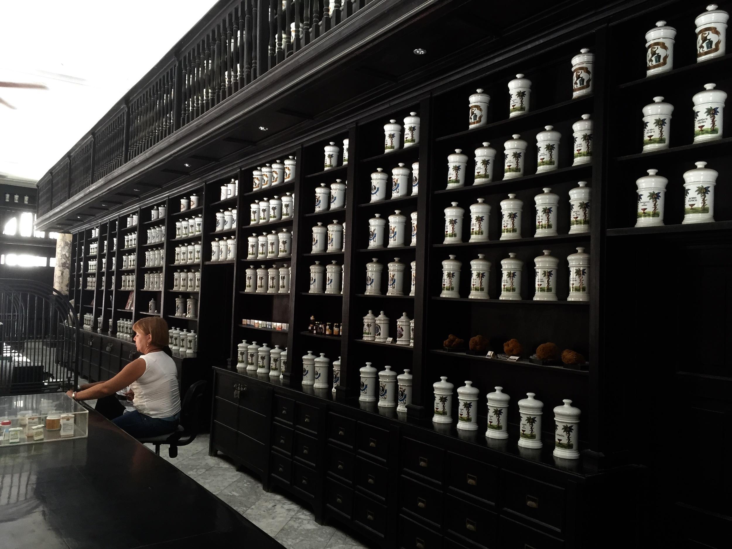 Havana Drug store