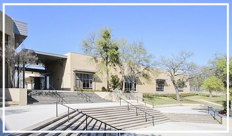 Seagoville was the first school in Texas to launch P-TECH (Pathways to Technology Early College High School)