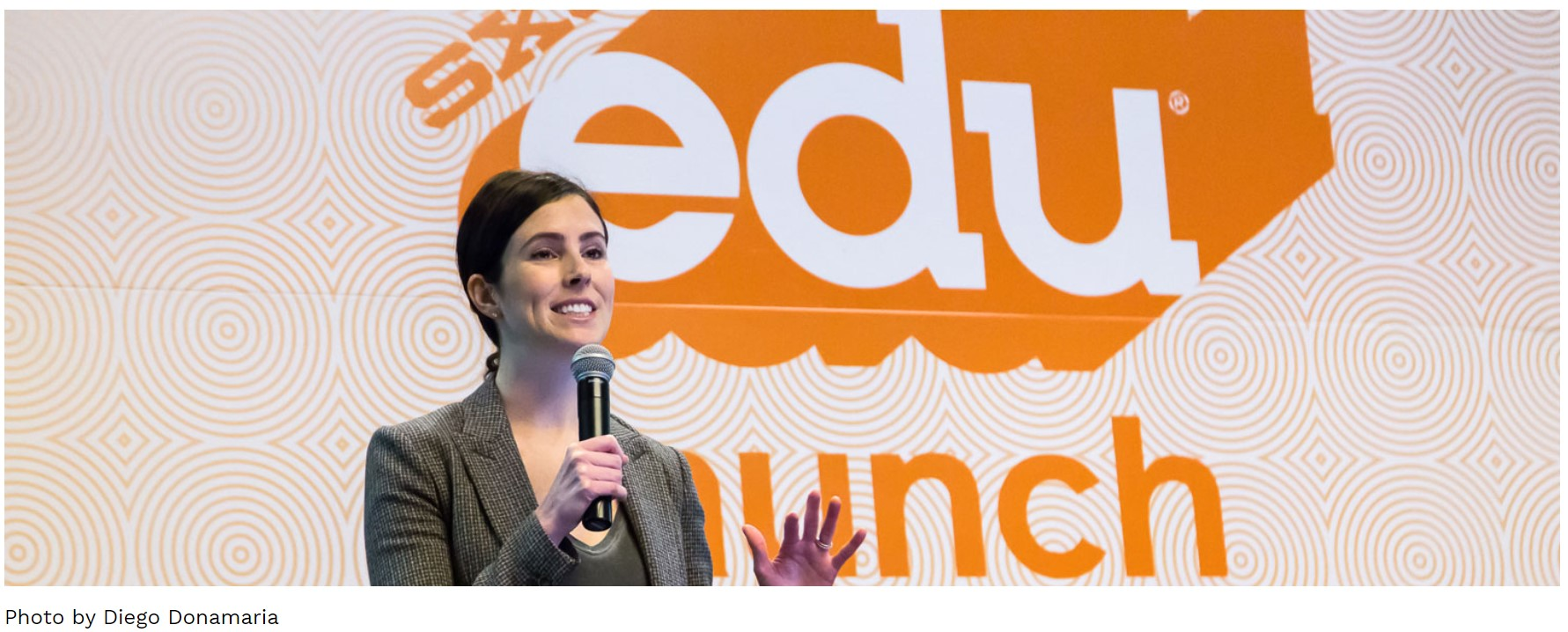 SXSWedu  3/8/17  Ten education startups took the stage at SXSWedu 2017 yesterday to pitch their early-stage companies to a jury of education experts and live audience. We are thrilled to announce that Teachers Connect,The Graide Network and The Whether powered by Better Weekdays have been selected to advance to the final round of the competition.