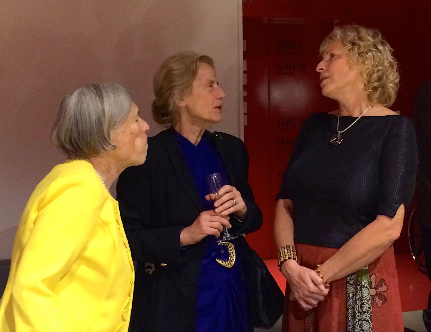 Monica Smith, Regina Casper, Karla Lortz
