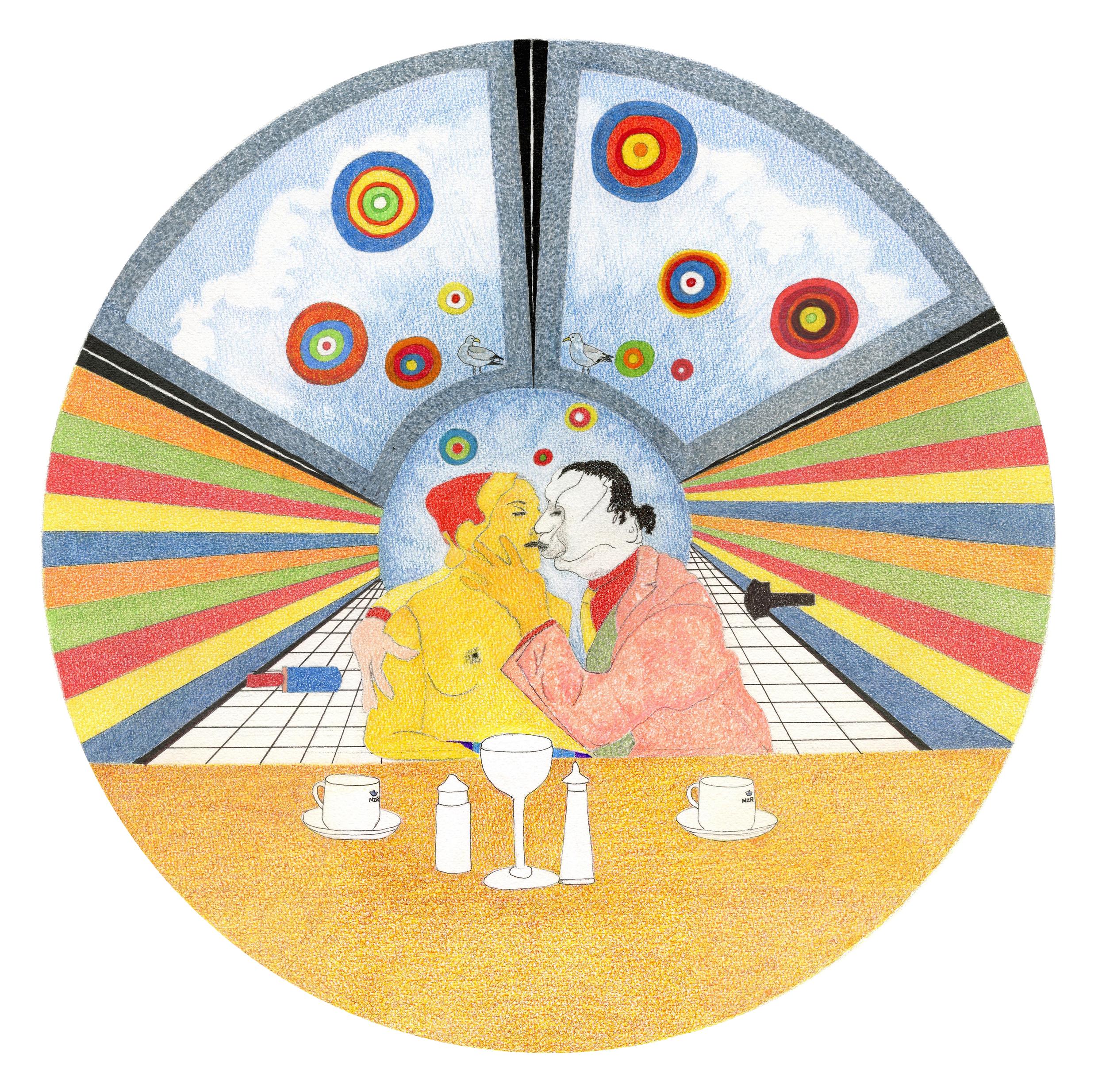 'Lovers II (Kitaj)'