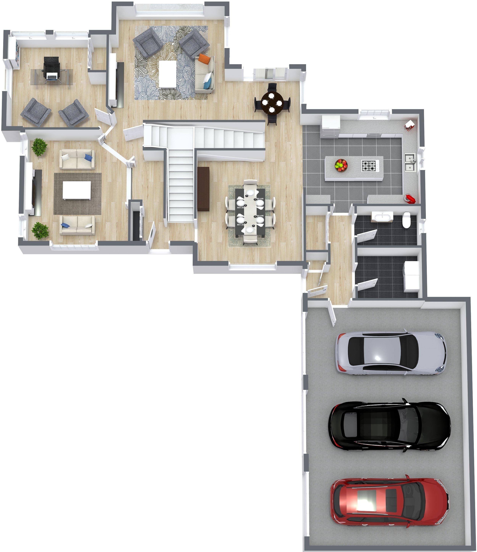 Rocky Hill - 1. Floor - 3D Floor Plan.jpg