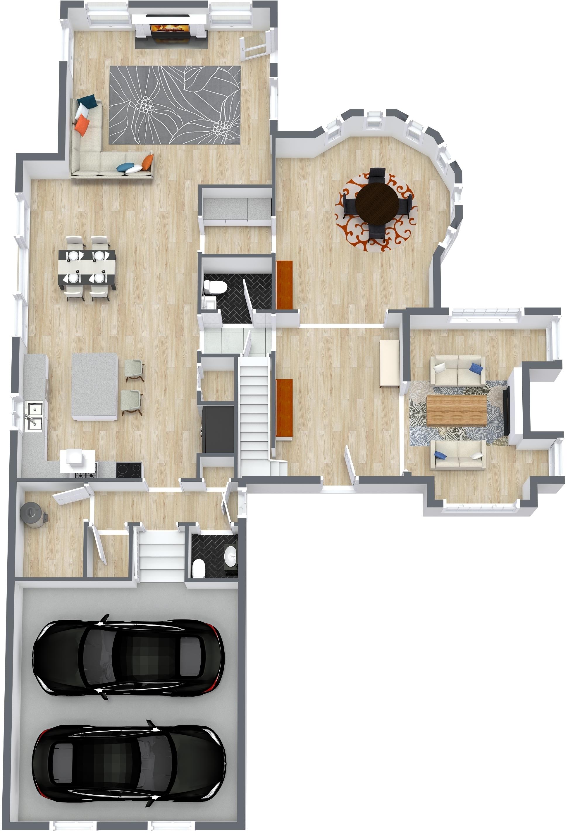 fairfield - 1. Floor - 3D Floor Plan.jpg
