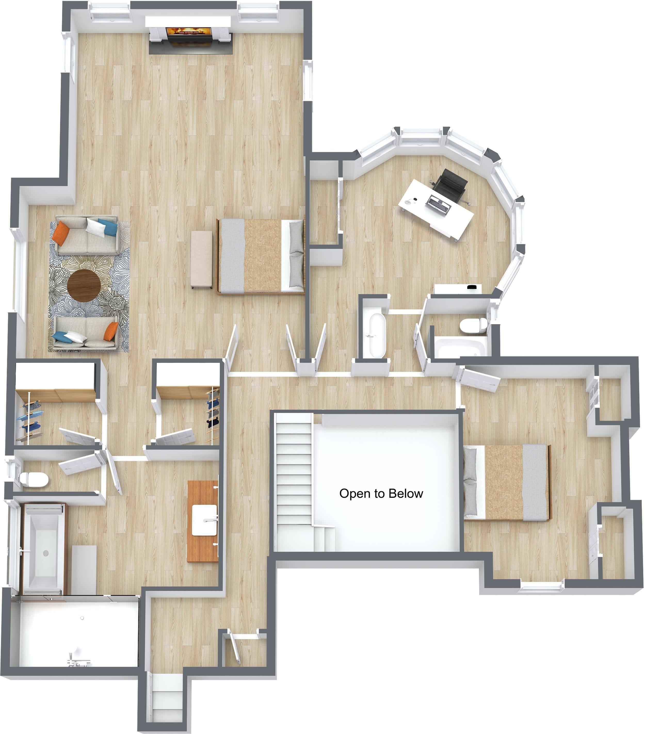 fairfield - 3. Floor - 3D Floor Plan.jpg