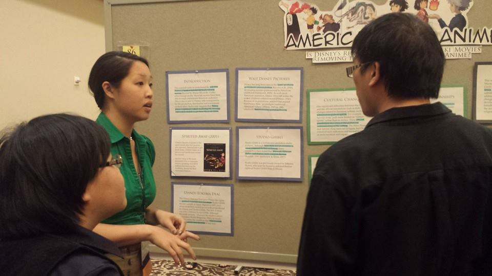 Presenting at the 2015 International Communication Association Conference