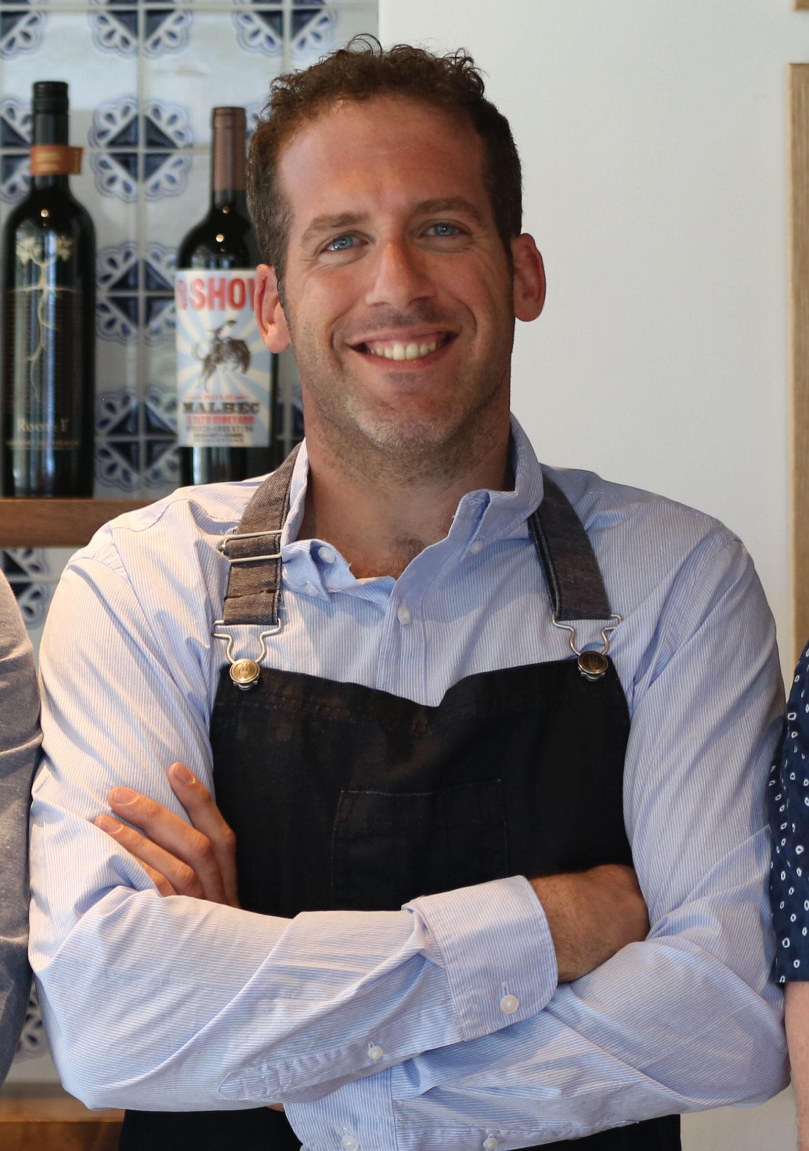 ROE'E LEVY | Head Chef, Partner