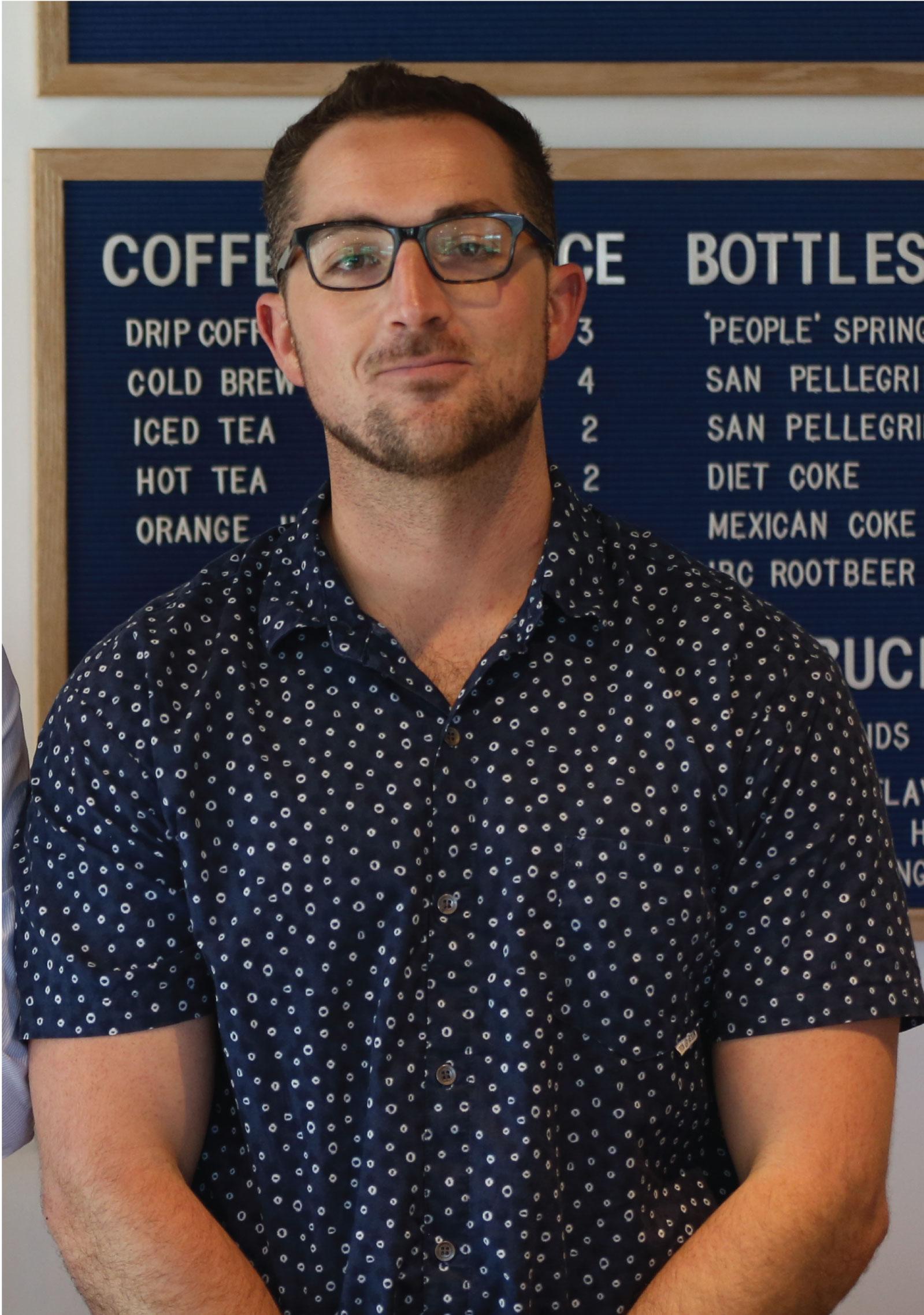 NICK GRADINGER | Brand Manager, Co-Founder